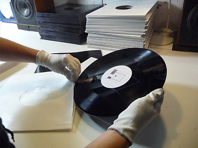 Heavy Grooves Records - vinyl record maker since 2003